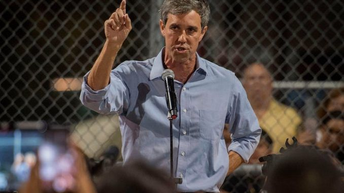 Beto O'Rourke claims El Paso shooter was inspired by President Trump