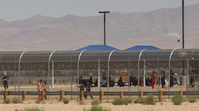 California bans ICE detention centers and private prisons
