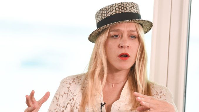 "Actress Chloé Sevigny says she is ""petrified"" of the US government under the leadership of President Donald Trump."