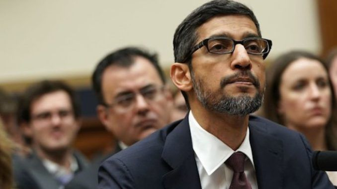 Google tells court that conservative organization must be blocked like pornography