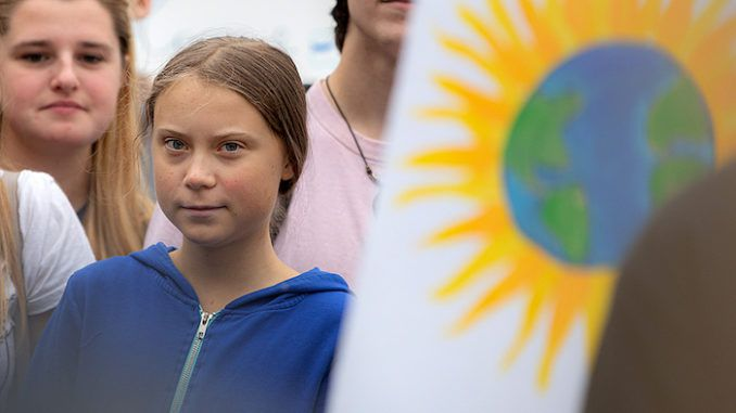 "Greta Thunberg, the 16-year-old girl poster child for climate activism, is a victim of ""child abuse"" according to prominent critics."