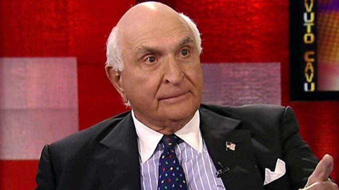 "Home Depot co-founder Ken Langone has some stern advice for former president Barack Obama: ""Ride off into the sunset"" and ""keep your mouth shut, OK?"""