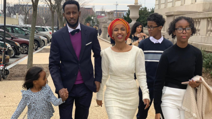 Rep. Ilhan Omar's marriage appears to be headed for the rocks with her husband set to file divorce papers, a source told the New York Post.