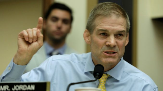 Rep. Jim Jordon demands to know who's going to jail over Hillary Clinton investigation