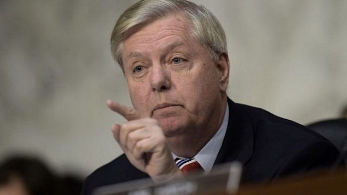 Lindsey Graham told Fox News that Democrats impeachment push means they are pessimistic regarding their 2020 presidential election chances.