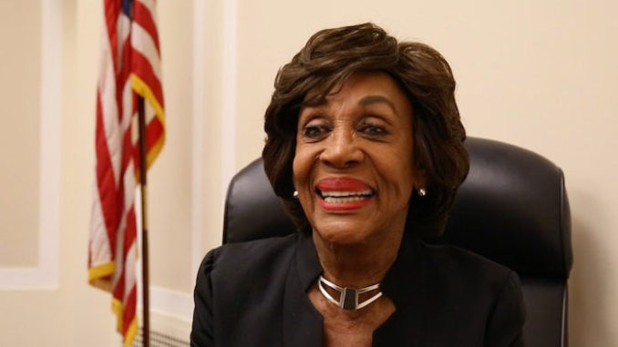 Rep. Maxine Waters says Dems will move very quickly to impeach President Trump