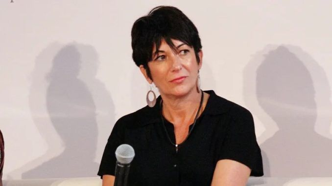 Ghislaine Maxwell warns Epstein documents implicate hundreds of VIP elites