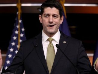 "Former House Speaker Paul Ryan is urging Fox News to ""decisively break"" with President Trump, according to a new Vanity Fair report."