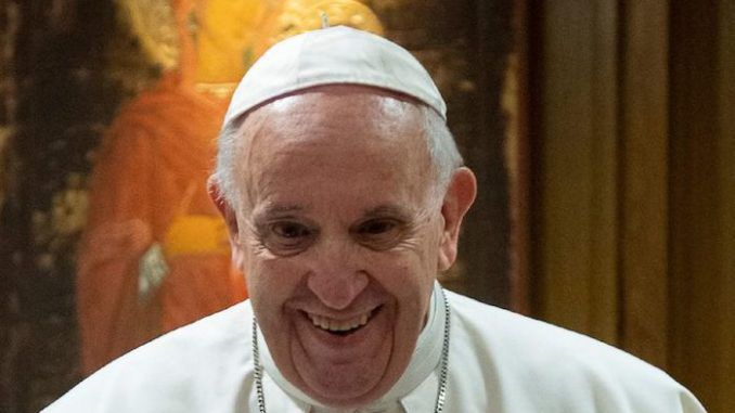 Pope Francis says it is an honor to be attacked by the Americans