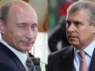 Russia might have evidence about Prince Andrew's abuse of Epstein's sex slave, MI6 warn