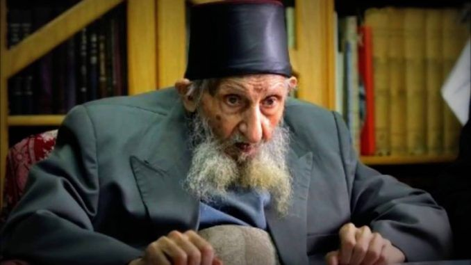 Rabbi Yitzchak Kaduri predicted that an Israeli election and no government would signal the coming of a new messiah