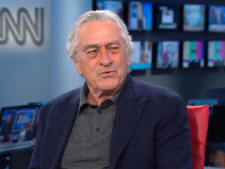 "President Donald Trump is possibly ""crazy"" in the medical sense, according to Robert De Niro who appeared on CNN Sunday morning."