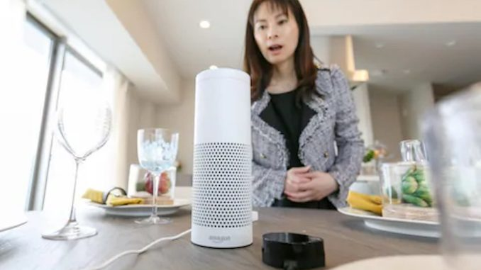 Top investor reveals Big Tech is using smart speakers to spy on users