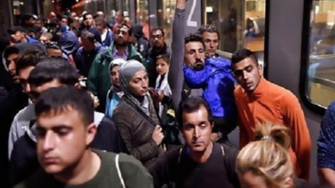 Sweden begins expelling some illegal immigrants from the country