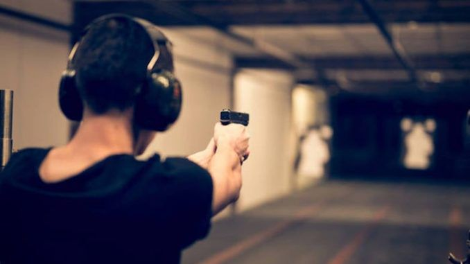 Teenager banned from high school after visiting shooting range with mom
