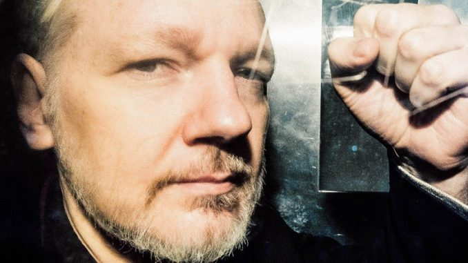 Julian Assange Reaches End Of Prison Sentence, Judge Refuses To Release Him 62fdfd5a-22e4-4742-be93-37475cab16db-678x381