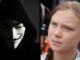 "Greta Thunberg is being ""led astray"" by ""dangerous people"" according to Anonymous, who sent an open letter to the Swedish climate activist."