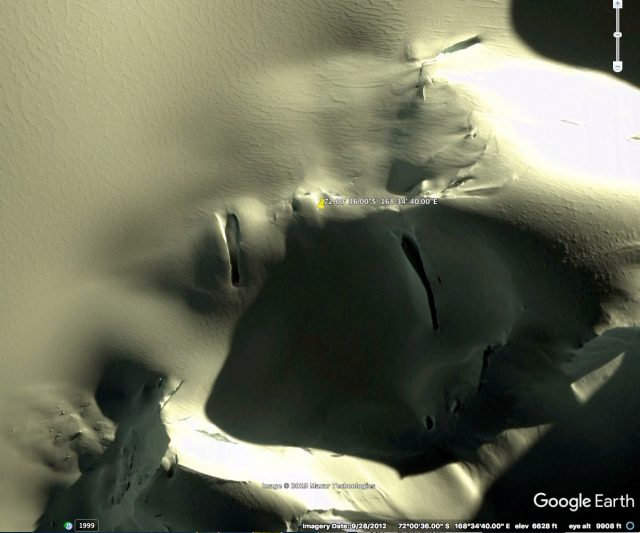 Credit: Google Earth