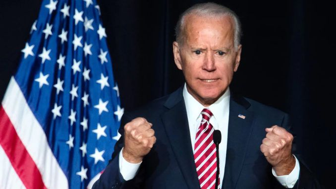 Joe Biden says he wouldn't pardon Trump if he wins 2020 election