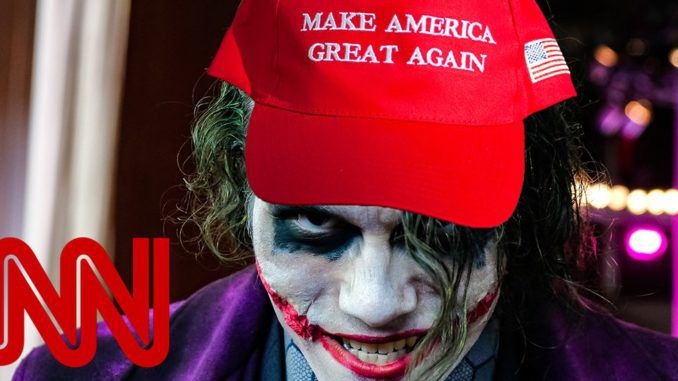 CNN Opinion contributor Jeff Yang wrote in an online article published Sunday that Joker acts as a political parable in the age of Trump.