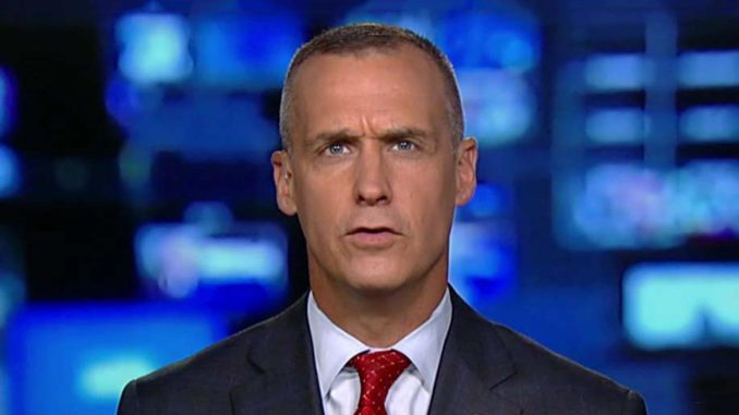 "Elizabeth Warren and Bernie Sanders want ""illegal aliens come across this border and kill Americans"" according to Corey Lewandowski."