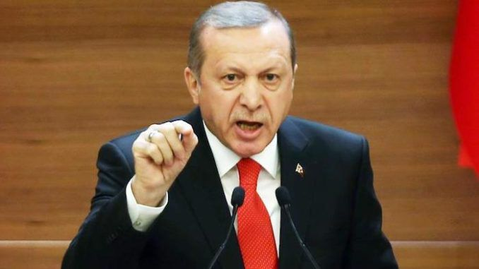 Turkish President Recep Tayyip Erdogan threatens to flood Europe with millions of migrants