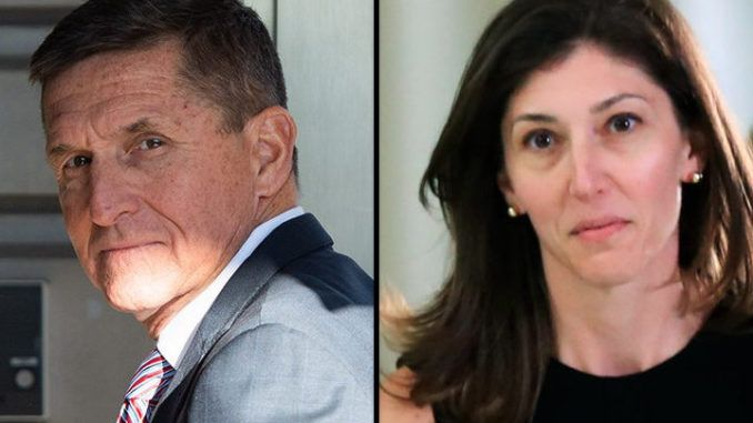 The Department of Justice manipulated a document to frame Gen. Michael Flynn, according to his lawyers who filed a motion Thursday.