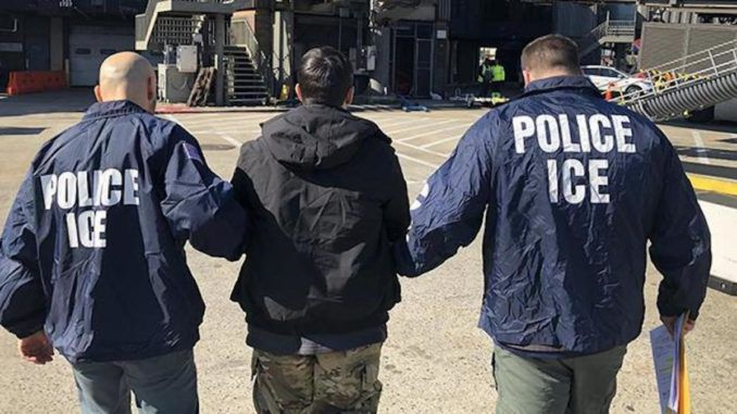An illegal alien who had a detainer placed on him by ICE but was released from jails in Washington is charged with murder in Des Moines.