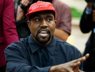 """Rap superstar Kanye West slammed the Democratic Party for pushing abortion and welfare dependence on black Americans, explaining that many people have become """"brainwashed"""" by the party's damaging liberal ideology."""
