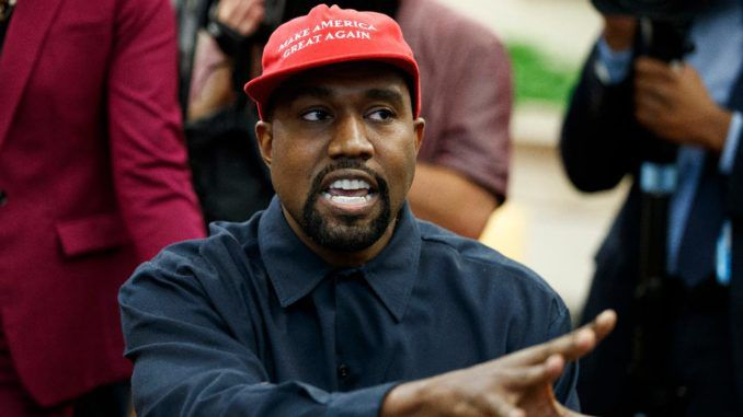 "Rap superstar Kanye West slammed the Democratic Party for pushing abortion and welfare dependence on black Americans, explaining that many people have become ""brainwashed"" by the party's damaging liberal ideology."