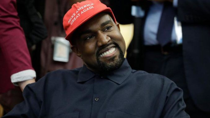 Kanye West says he will be POTUS in 2024
