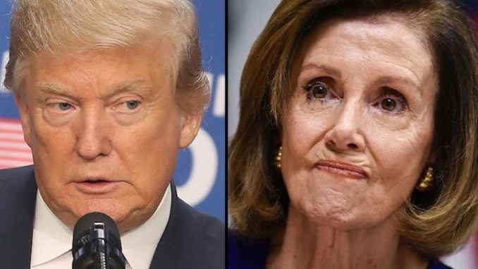 Trump slams Nancy Pelosi for allowing San Fransisco to rot away while obsessing about impeachment