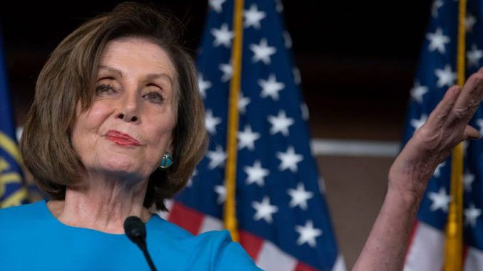 Republican Rep. introduces resolution to expel Nancy Pelosi from Congress