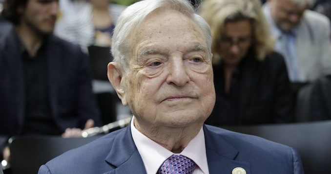 George Soros admits the tide is turning against him