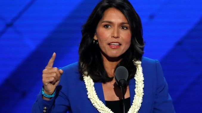 Tulsi Gabbard says DNC and mainstream media are rigging the elections again