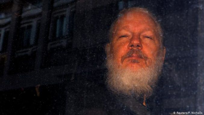 Julian Assange showing signs of torture, expert warns