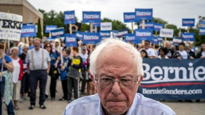 Bernie Sanders rushed to hospital for heart surgery amid rumors that Hillary is about to enter 2020 race