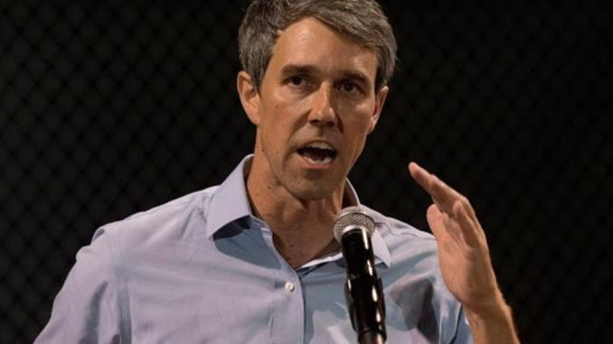 "Robert ""Beto"" O'Rourke has threatened to never run for public office again if he fails to win the 2020 Democratic nomination for the presidency."