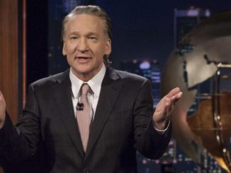 """During his monologue on this weekend's show, HBO host Bill Maher dared to say that it would be best for Bill and Hillary Clinton to just """"go away"""" and exit politics for good."""