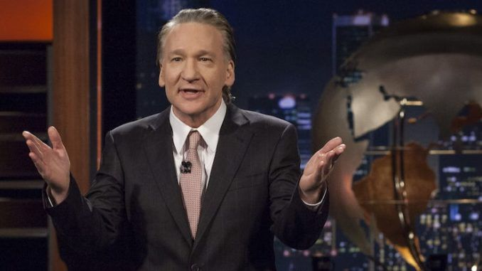 "During his monologue on this weekend's show, HBO host Bill Maher dared to say that it would be best for Bill and Hillary Clinton to just ""go away"" and exit politics for good."