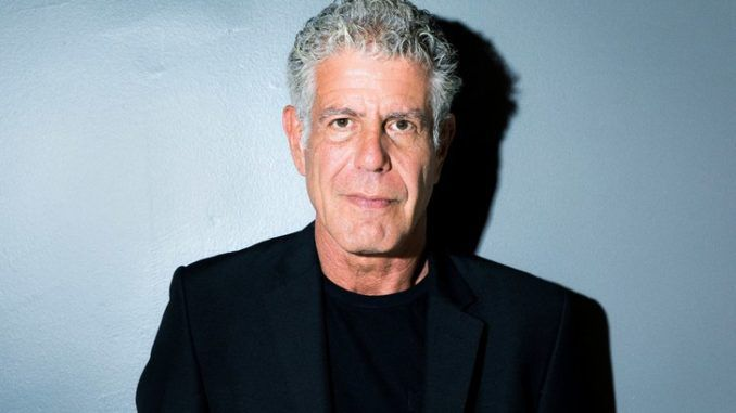 Anthony Bourdain helped expose Harvey Weinstein before his untimely death