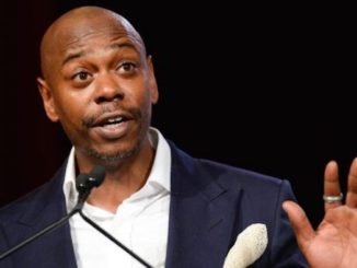 Dave Chappelle says the First Amendment remains protected because of the Second Amendment