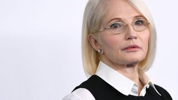"Hollywood actress Ellen Barkin described President Trump's supporters as ""dumb"" on Sunday, then asked them if they want a president ""who is as dumb or dumber than you."""