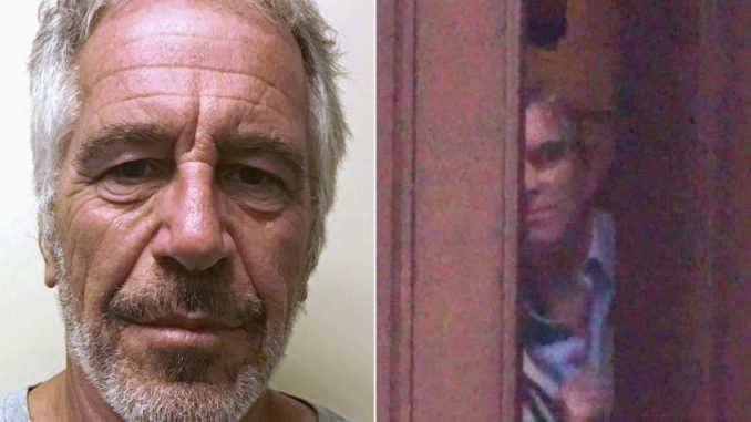 Epstein's child sex slave suffered internal bleeding after participating in orgies with people like Prince Andrew