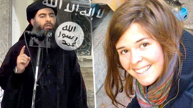Kayla Mueller's mother says her daughter would likely still be alive if Obama had been as decisive as President Trump
