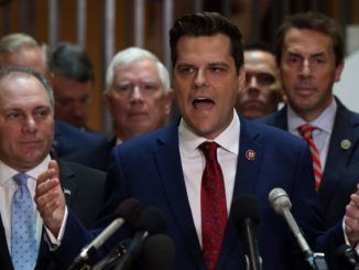 Rep. Matt Gaetz files ethics complaint against lying Adam Schiff