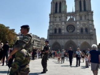 Five Muslim women have been sentenced to between five and 30 years in prison for trying to detonate a car bomb near Notre-Dame cathedral in Paris, France.