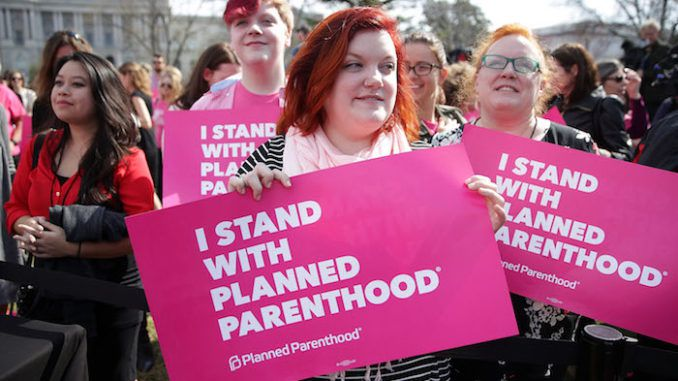Planned Parenthood Votes has announced plans to spend $45 million on advertising in an attempt to swing the 2020 election to the Democrats.