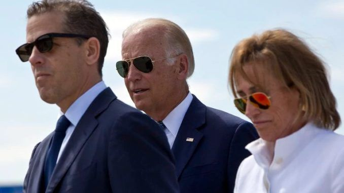 Majority of Americans support probe of corrupt Biden family, poll shows