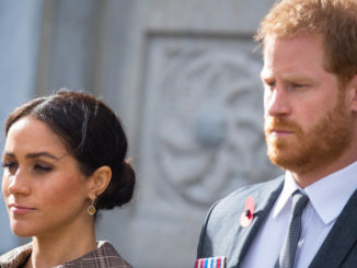 Prince Harry would happily leave the UK and move his wife and young family to Africa, it is claimed in an official documentary due to air on Sunday night.